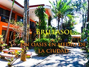 Welcome to Hotel Brilla Sol